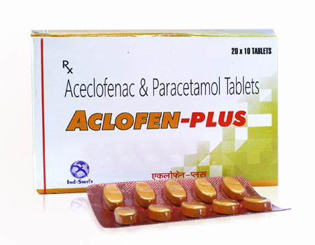 ACLOFEN PLUS